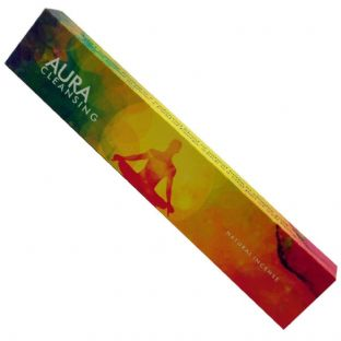 New Moon Aromas - Aura Cleansing - Incense Sticks 15 g